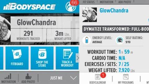 Health & Fitness Tools – Part 1: Bodybuilding.com & BodySpace
