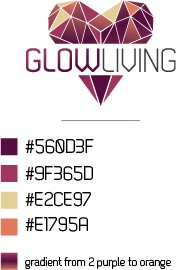 GlowLivingLogoColorSwatch