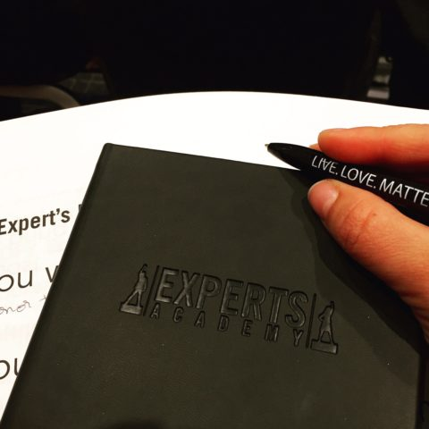 My Big Takeaways from Brendon Burchard's Experts Academy
