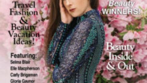 Chandra Lynn Featured in Glady's Magazine Summer Issue